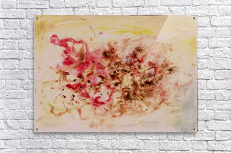 Blood  Acrylic Print