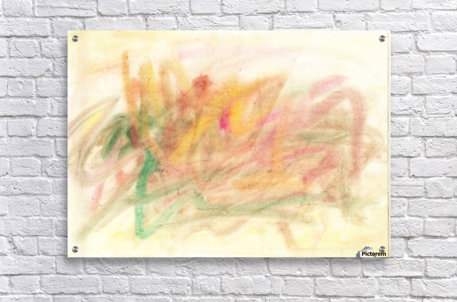 Composition 3  Acrylic Print