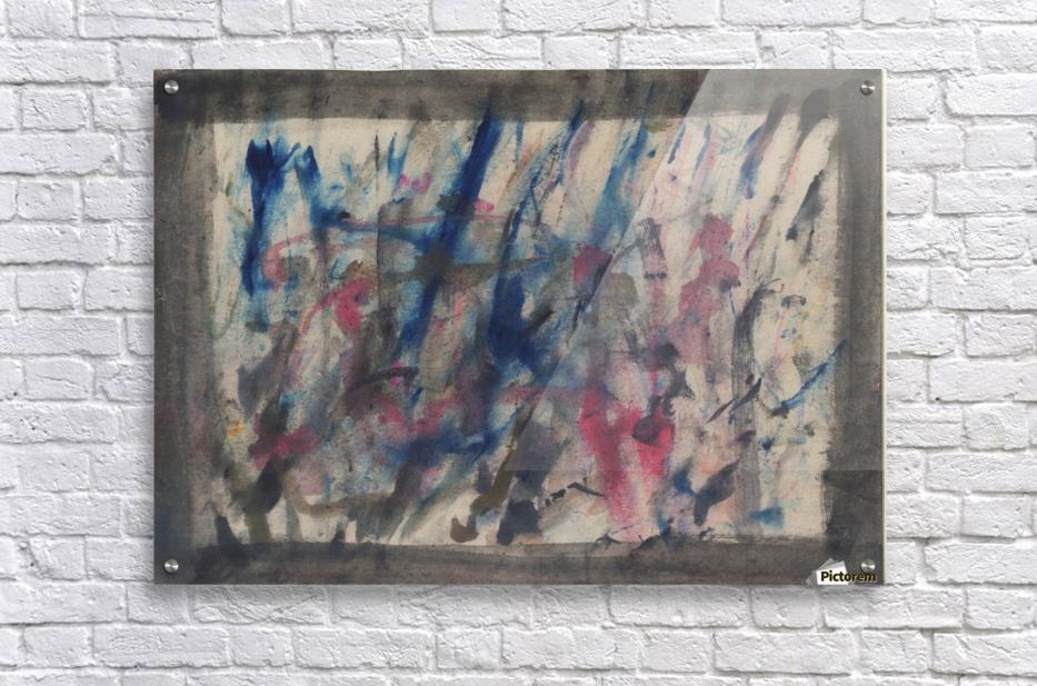 Anger 4  Acrylic Print