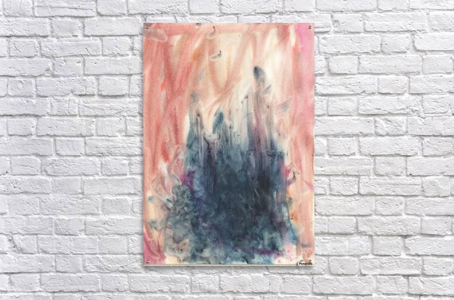Anger 5  Acrylic Print