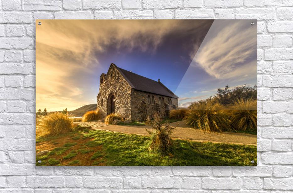 Highlights of Shepherd  Acrylic Print