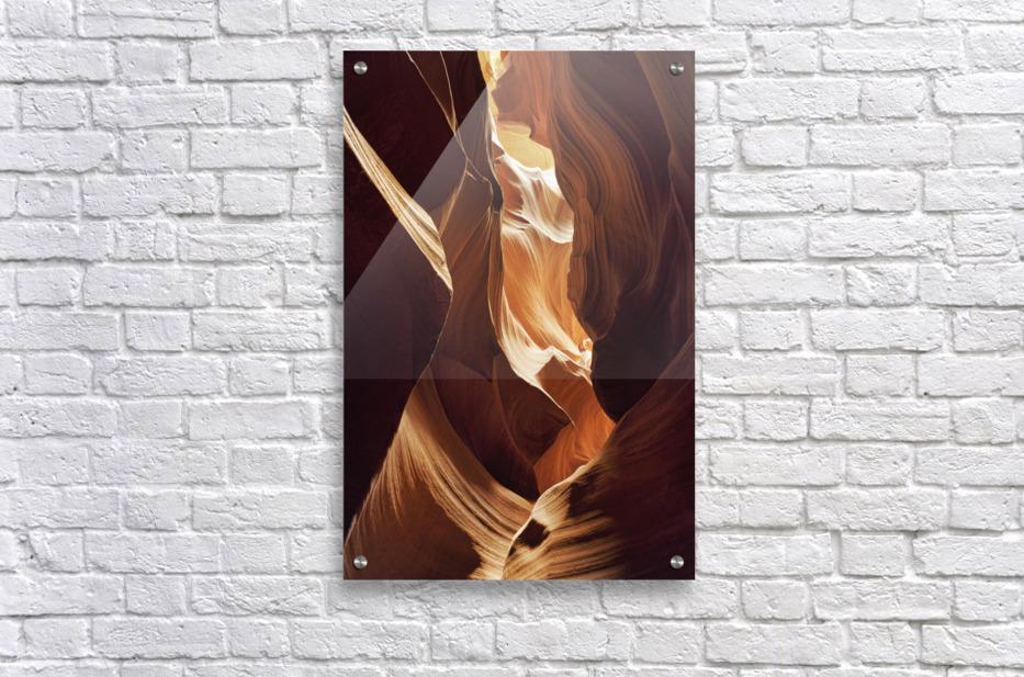 Antelope Canyon 1  Acrylic Print