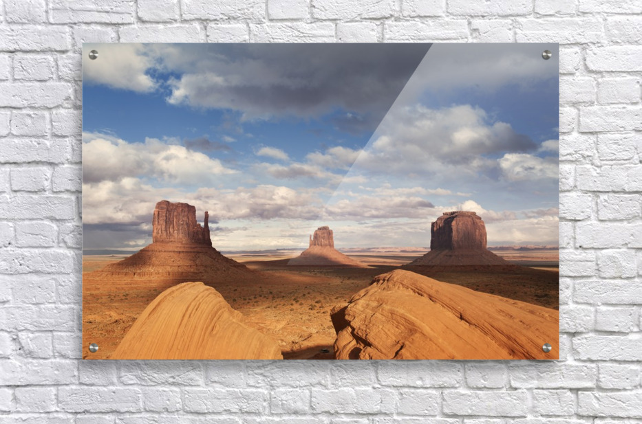 Monument valley 2  Acrylic Print