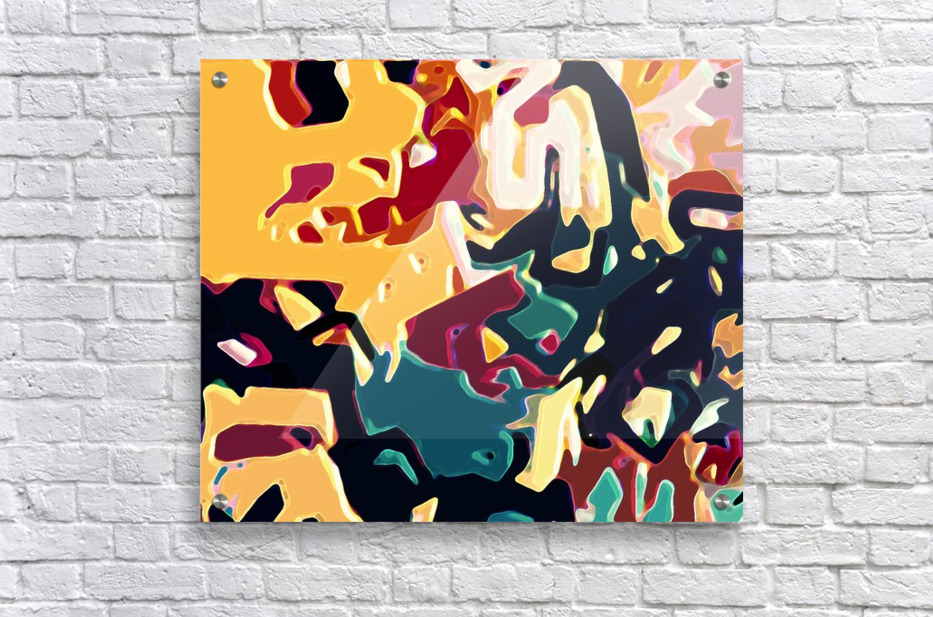 sandier   Acrylic Print