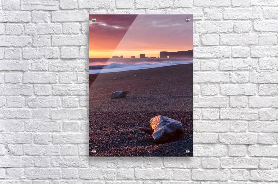 Vik, Iceland  Acrylic Print