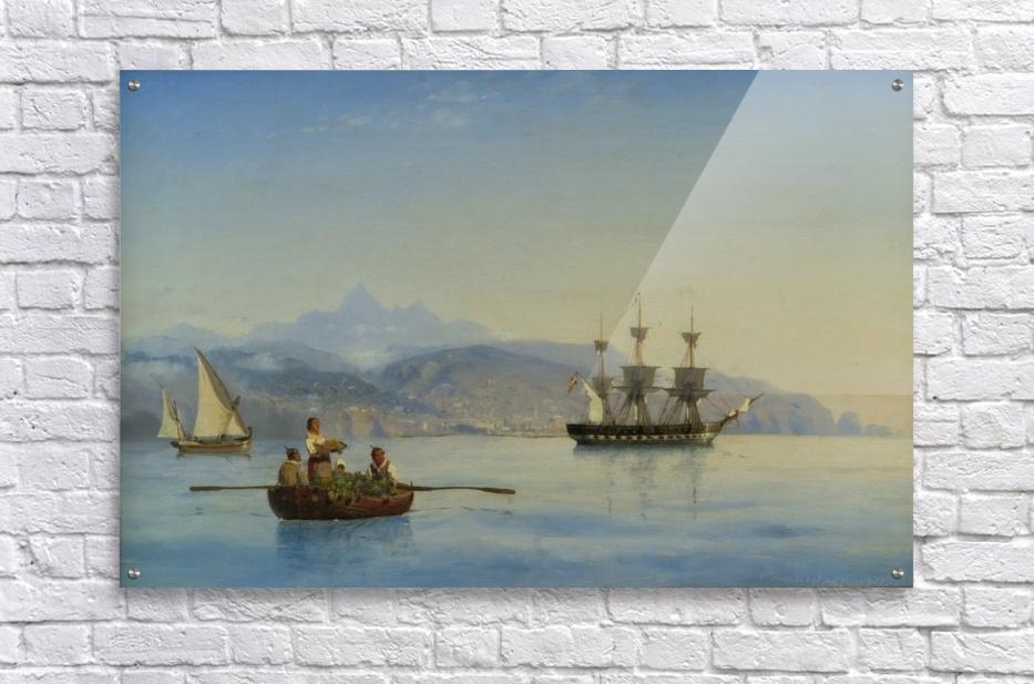 Bay of Palermo, Sicily  Acrylic Print