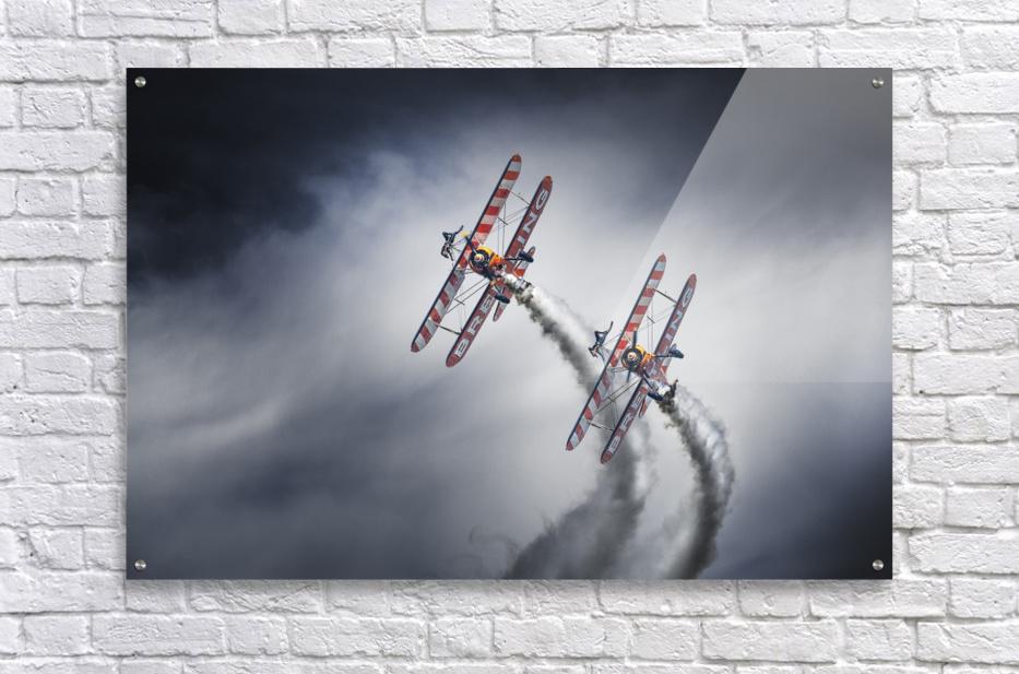 WingWalkers  Acrylic Print
