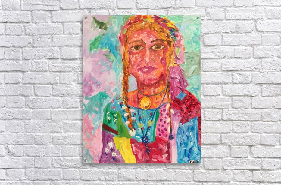 Gypsy Queen  Acrylic Print