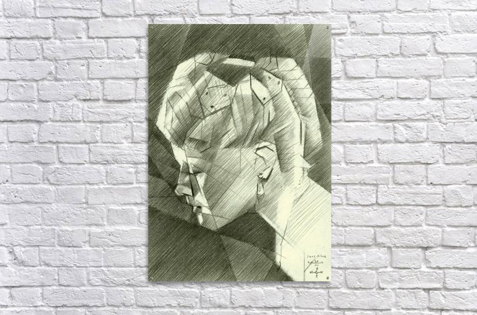 Sans titre - 30-07-14  Acrylic Print