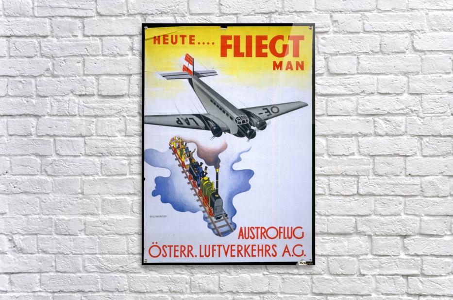 Austroflug  Acrylic Print