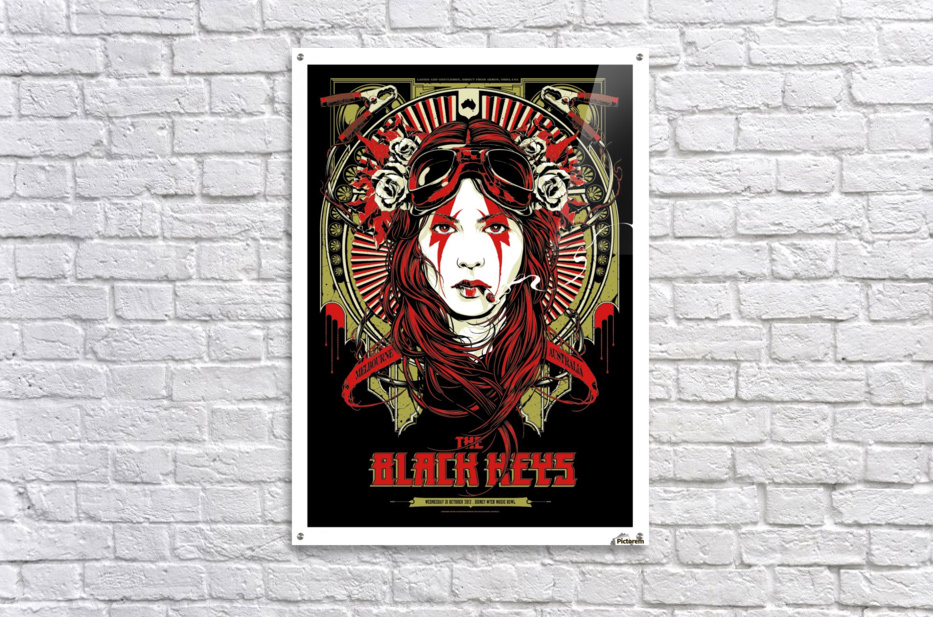 The Black Keys  Acrylic Print