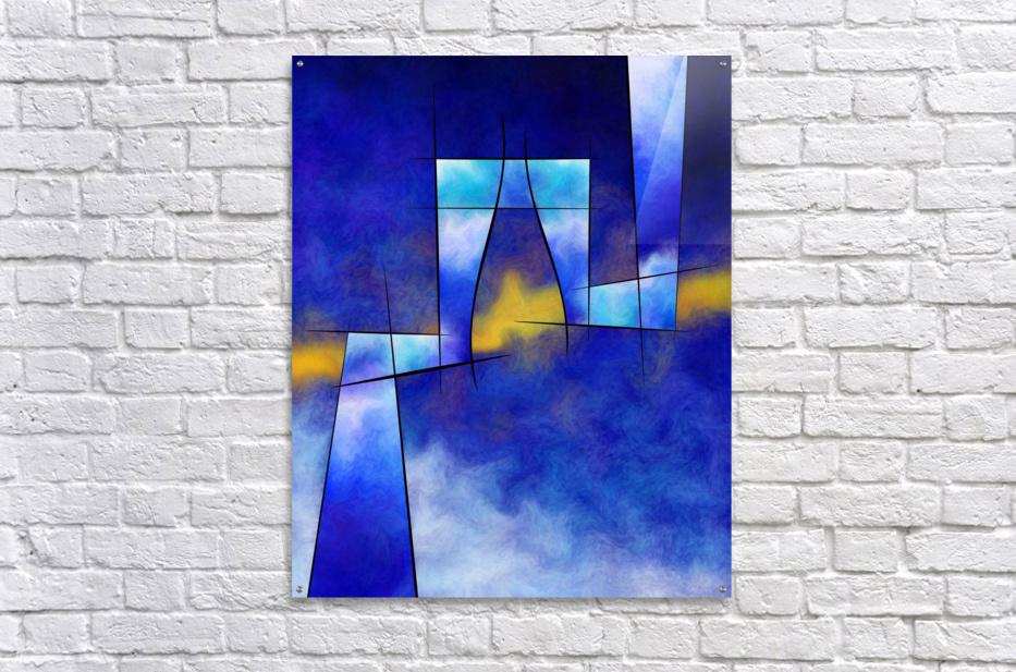 Kefharia V1 - cubic vision  Acrylic Print