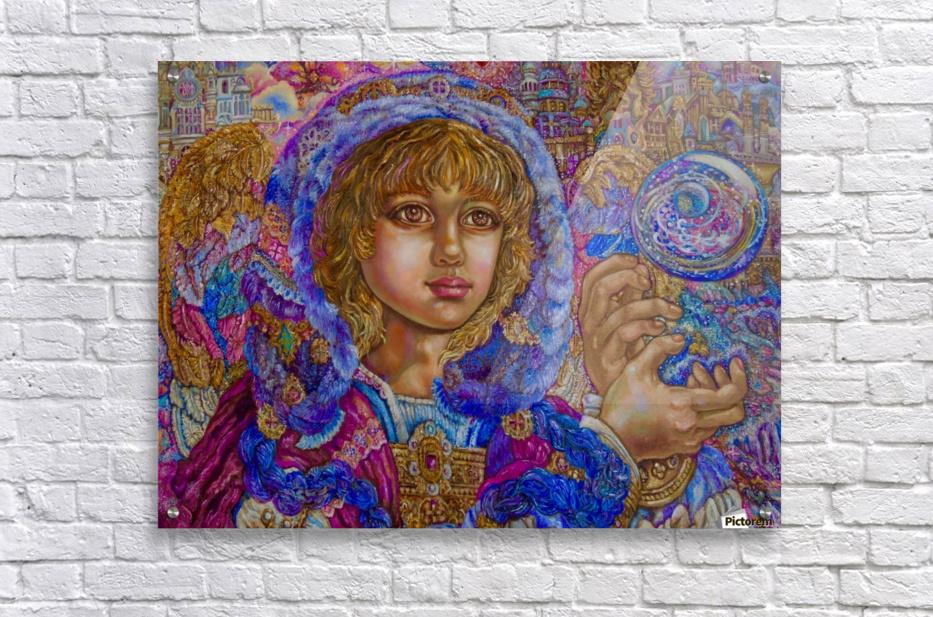 Yumi Sugai. Achangel Jeremiel.  Acrylic Print