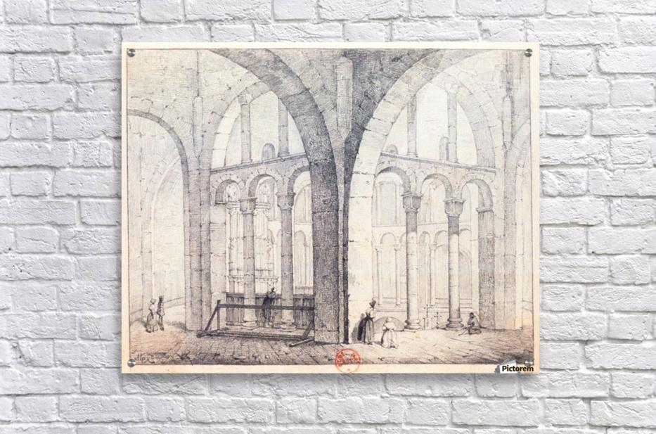 Octogone d'Ottmarsheim  Acrylic Print
