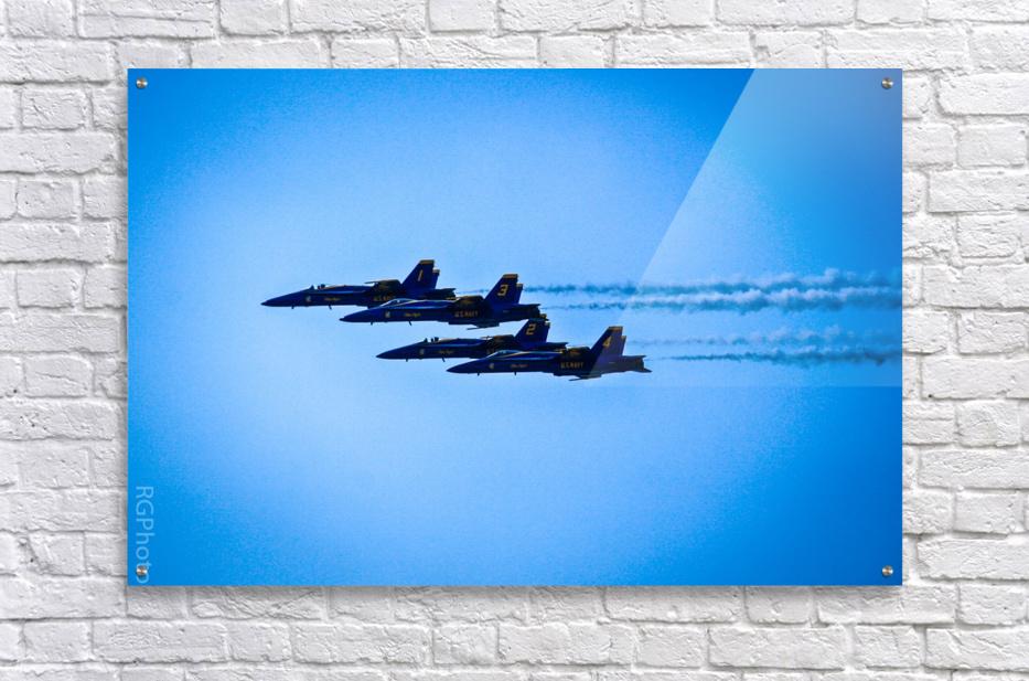 Flight Pattern  Acrylic Print
