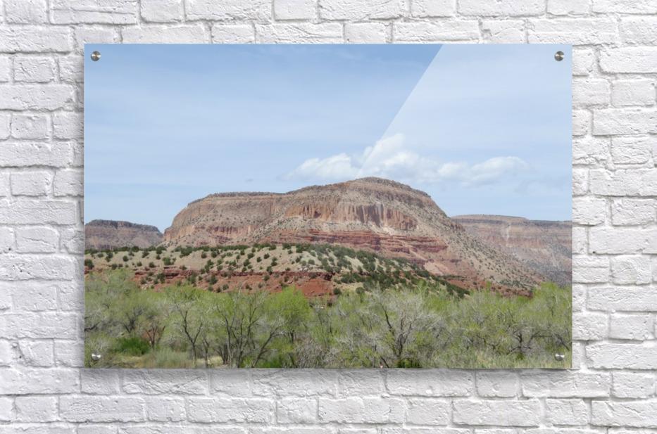 Jemez Mountains VP19  Acrylic Print