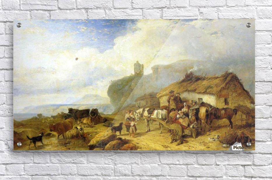 The Drover's Halt, island of Mull  Acrylic Print