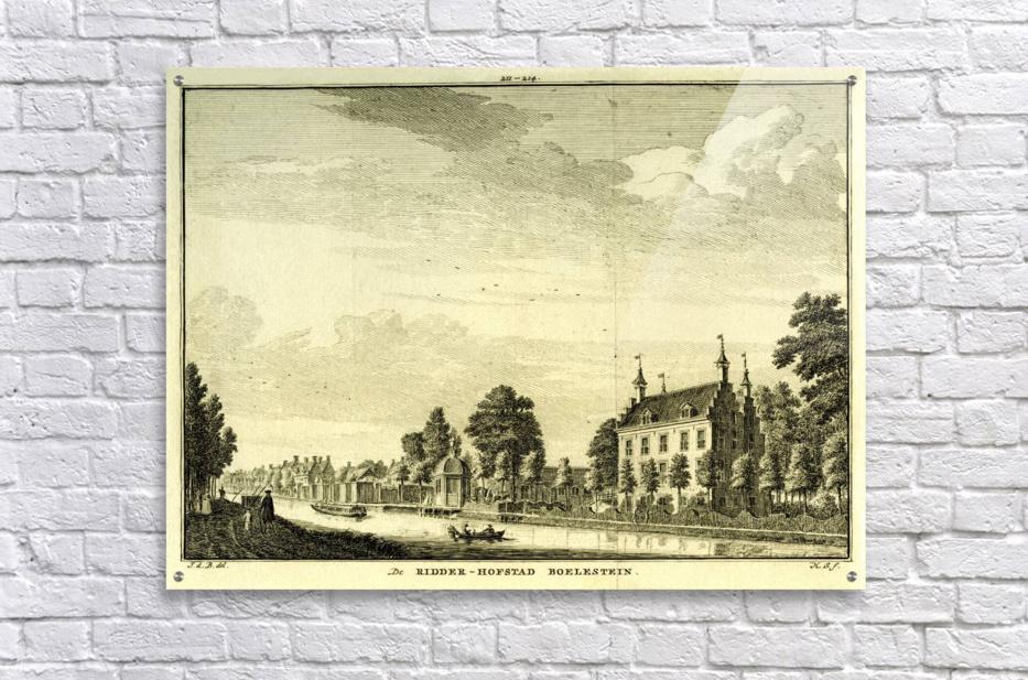 Ridderhofstad Boelestein  Acrylic Print