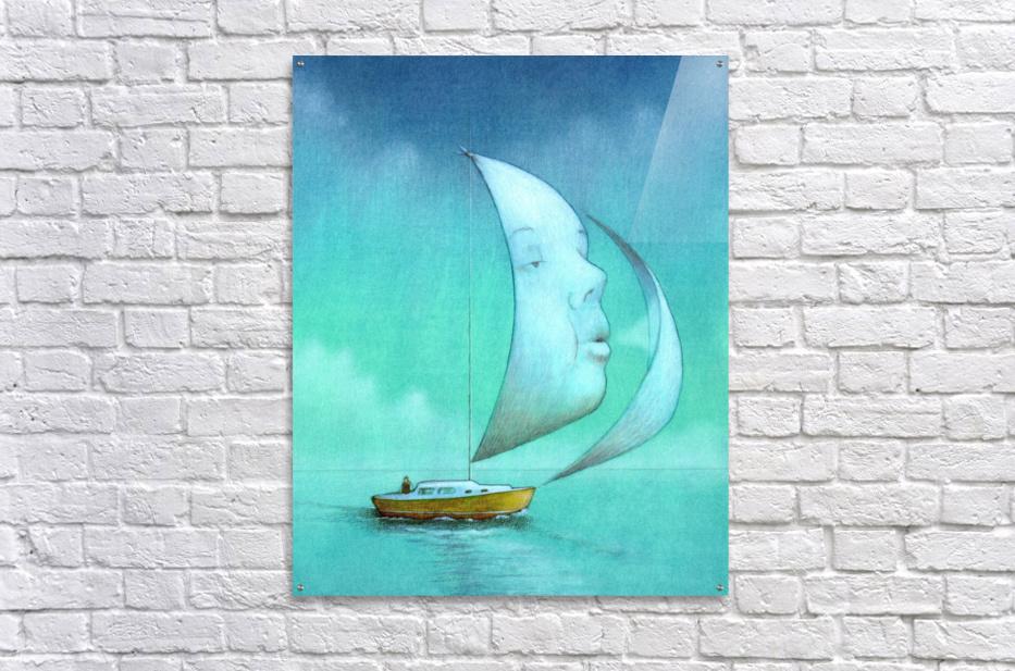 soul   Acrylic Print