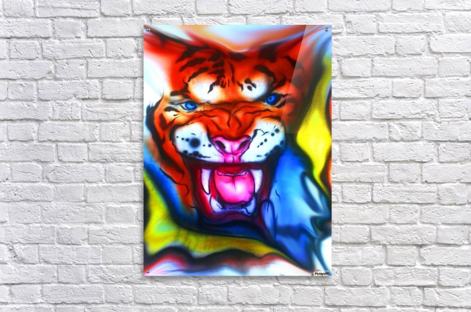 tiger1  Acrylic Print