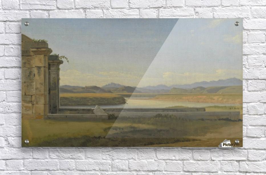 Landscape near Hamburg  Acrylic Print