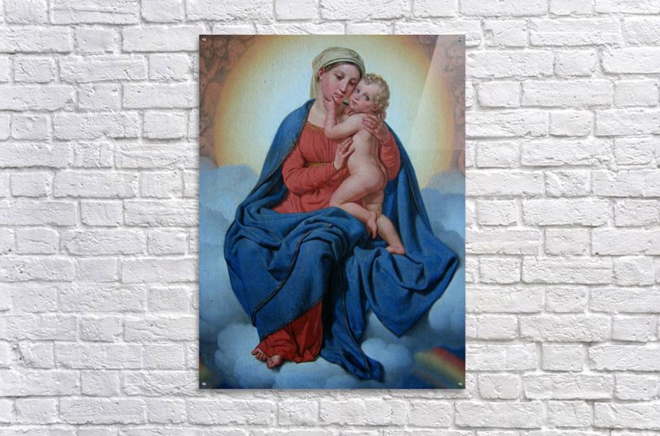Maria med Jesusbarnet  Acrylic Print