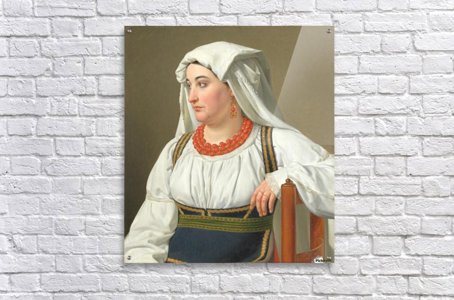 Una Ciociara  Acrylic Print