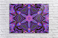 Psychedelic Jasmine 1  Acrylic Print