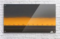 Windfarm layers  Acrylic Print