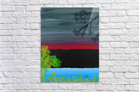 51 x2_51__1 3__view R  Acrylic Print