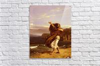 Demosthene practices  Acrylic Print