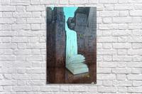 dream book  Acrylic Print