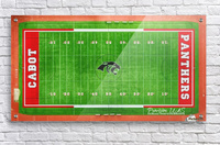 Cabot, AR   Panther Football Field  Acrylic Print