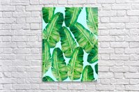 Tropical and exotic pattern II  Acrylic Print