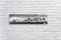 CanmoreWinter  Acrylic Print