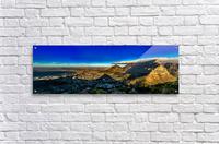 Cape Town's Table Mountain  Acrylic Print