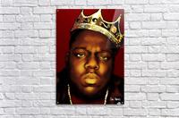 Biggie Smalls aka Notorious B.I.G  Acrylic Print
