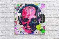 Music Anatomy  Acrylic Print