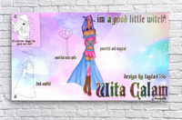wita calam ref  Acrylic Print