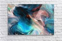 background4  Acrylic Print
