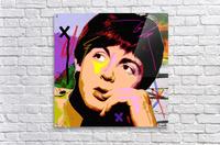 Sir Paul X  Acrylic Print