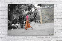 Senegal  Impression acrylique