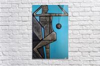 Garden of Stones     Acrylic Print