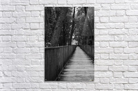 A long way  Acrylic Print