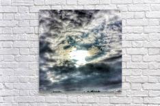 Sky City  Acrylic Print