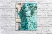Capital Statues  Acrylic Print