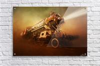 Engine 1095  Acrylic Print