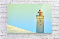 Lighthouse Rubjerg Knude  Acrylic Print