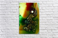 GREEN MONSTER  Acrylic Print