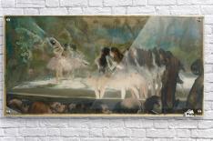 Ballet at the Paris Opera  Acrylic Print